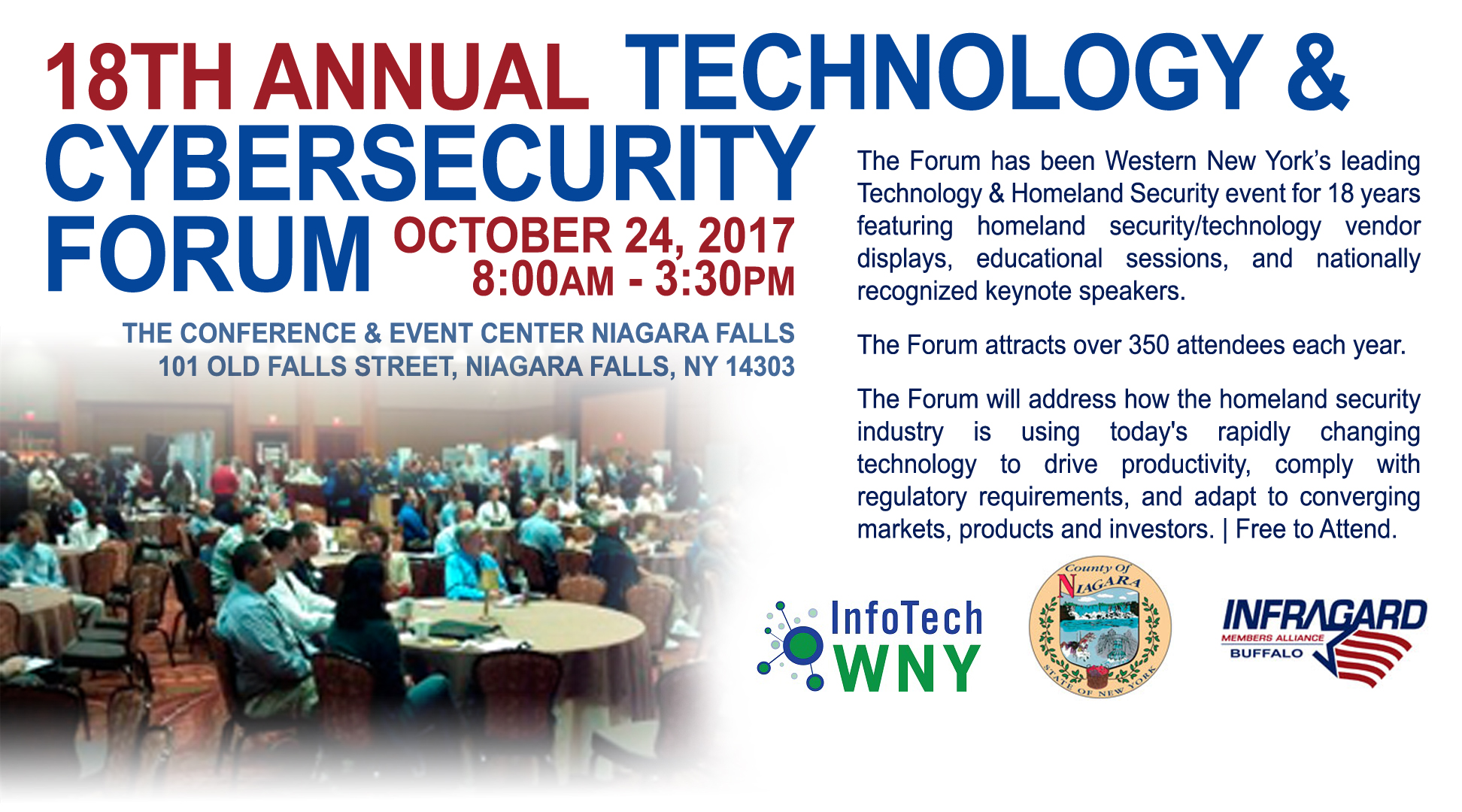 Technology & Homeland Security Forum